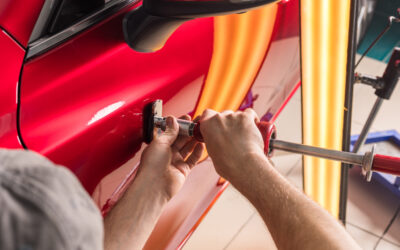 Benefits of Paintless Dent Removal