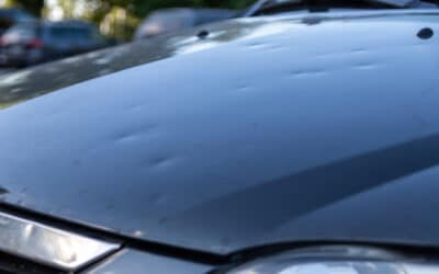 4 Benefits of Paintless Dent Removal During Hail Season